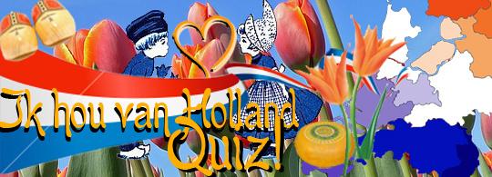 Ik Hou van Holland Spel/Quiz