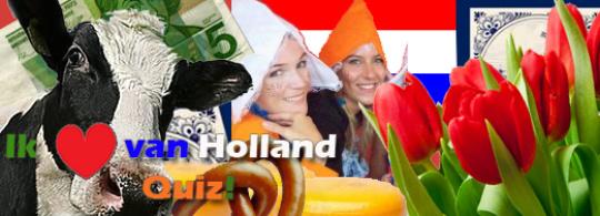 Ik hou van Holland Quiz!