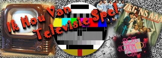 Ik Hou van Televisie Dinerspel!
